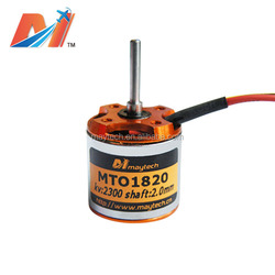 Maytech brushless motor engine 2300KV 1820 for aircraft