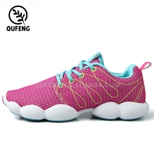 The new shoes women sport running 2016 female students leisure running shoes