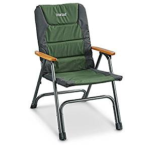 Xl Padded Deck Chair 300 Lb Capacity