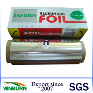 Aluminium foil roll hair product for hairdressing use