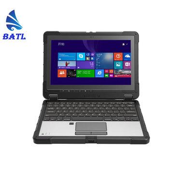 Batl 11 6 Inch Waterproof Rugged Military Laptop With Fingerprint Scanner Ublox Gps