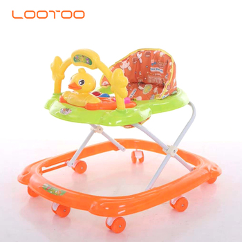 Trade assurance china factory wholesale cheap price plastic baby push walker