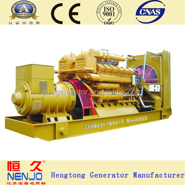 best selling big power jichai 2000kw diesel genrator price