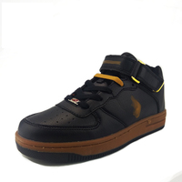 Greatshoe china factory new fashion shoes high ankle footwear for man casual shoes