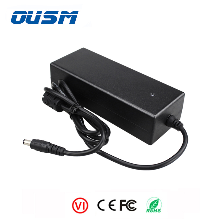 Customized Made Power Adapter 12V 10A 24V 5A Power Supply with KC cUL CE