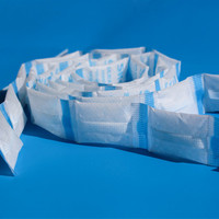 0.5g/1g/2g/3g/5g high grade dry silica gel desiccant moisture absorber with Tyvek paper