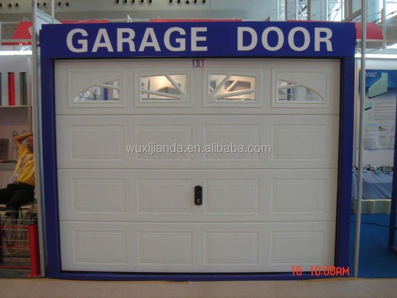 Garage Door/auto Sandwich Panel Garage Door/remote Sectional Door