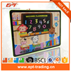 Hot selling cartoon educational y-pad english learning toys for kids