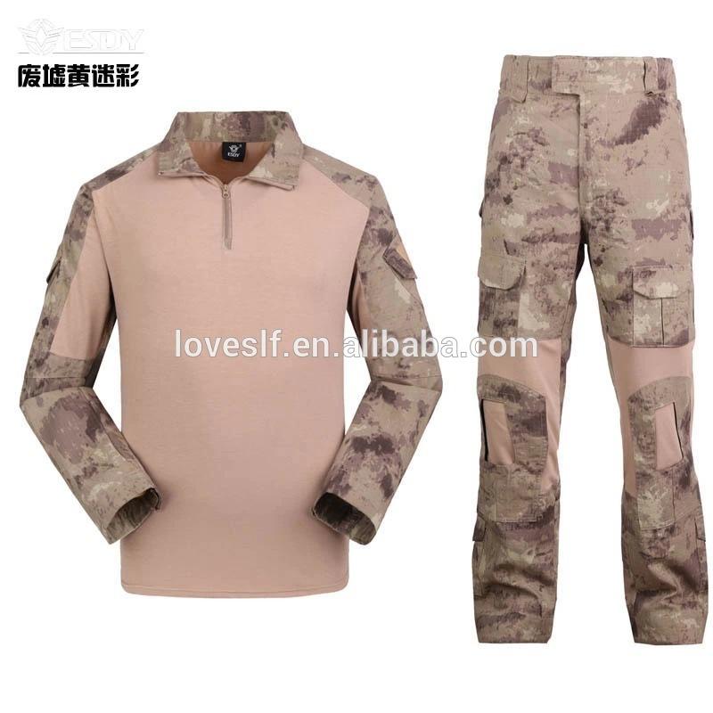 9263781aac2 Mejor precio al por mayor de combate táctico traje Páramo Python camuflaje  militar estilo ejército ropa
