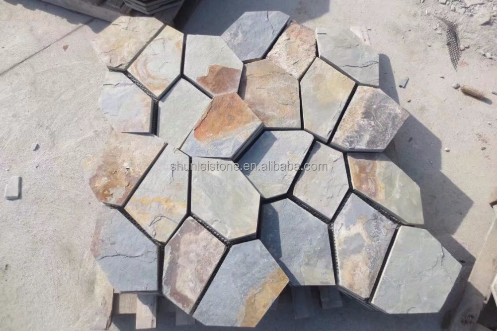 Natural Slate Culture Stone Paving Stone