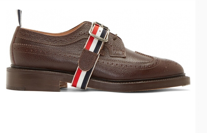 c866846b1d5 Buy original quality THOM BROWNE man oxfords shoes full cowhide leather THOM  BROWNE man dress shoes brand man flats leather shoes in Cheap Price on  Alibaba. ...