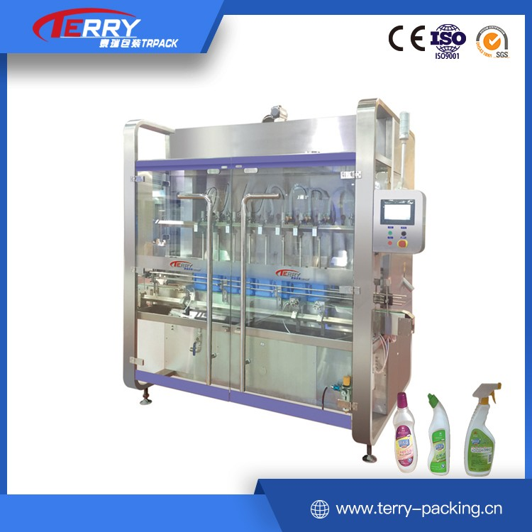 China Drinking Water Filling Machinery, Water Plant Turkey Project Supplier