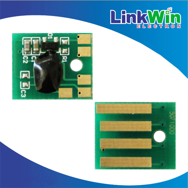 toner chip for lexmark reset chip MS MX 710 810 toner chip for pantum p2000
