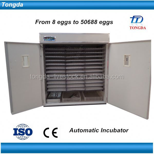Automatic egg incubator for sale made in Germany/chicken egg incubator/quail egg incubator