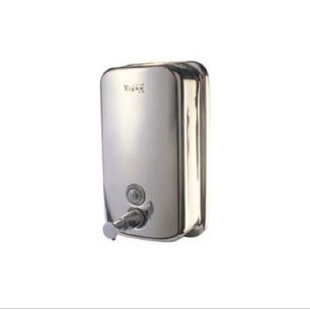 Stainless steel soap dispenser wall-mounted single-head/ bathroom soap dispenser/ soap-box/ soap-box-C