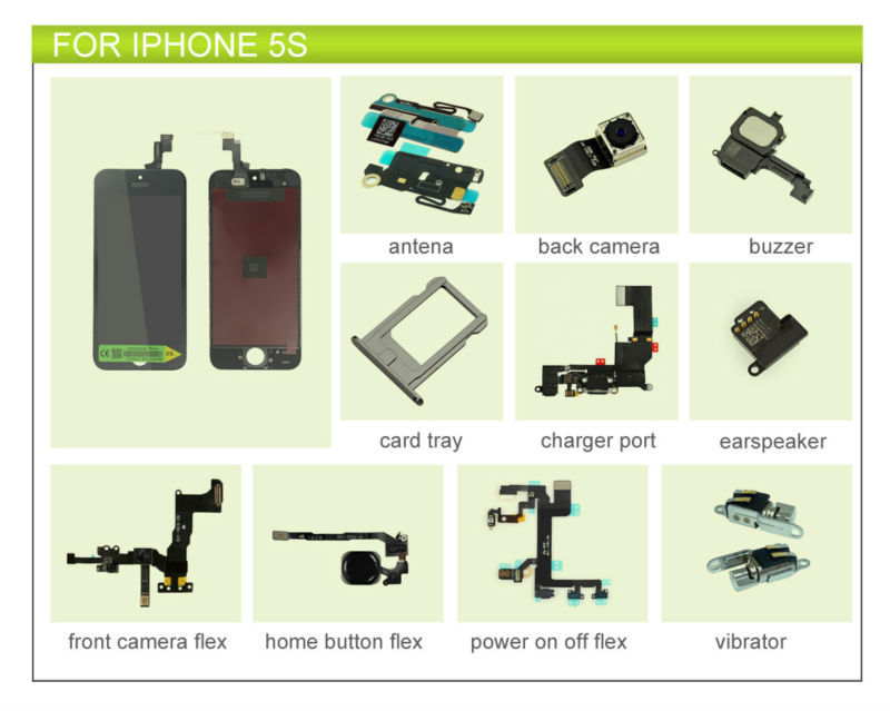 Replacement Lcd And Digitizer Assembly For Lg G Vista D631 ...