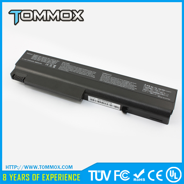 4400MAH Replacement laptop battery for HP NX6120 NC6120 6120 NC6100 notebook battery laptop battery