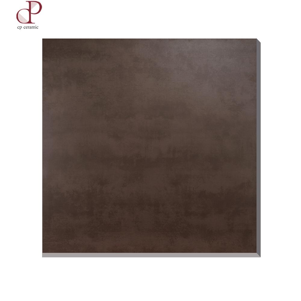 Tile Price In Nigeria Matte Finished Non Slip Bathroom Dark Brown Ceramic Floor Tiles 60x60