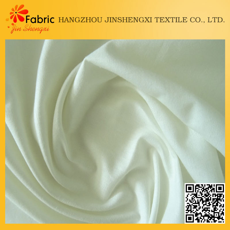 Hot selling smooth handfeeling water repellent cotton fabric