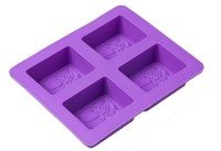 SC-031 Silicone Cake Mold/Teddy Bear Shape Silicone Cake Mold Pan For Baking, Can Use for Soap Mold