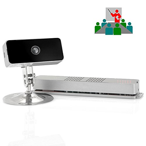 Generic Finger Touch Portable Interactive Whiteboard - Gesture Recognition