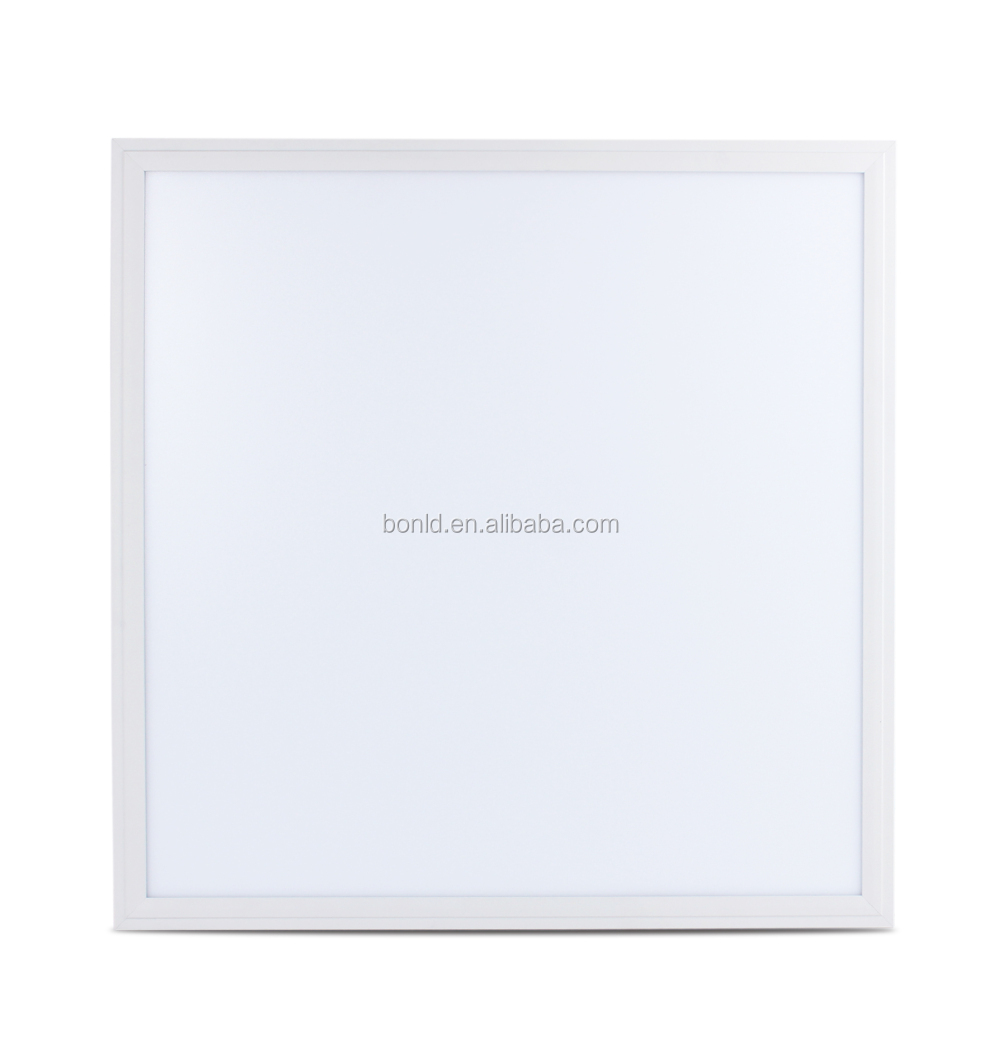 China factory DLC UL surface mounted led panel, 40W 50W 60W 72W flat light led panel