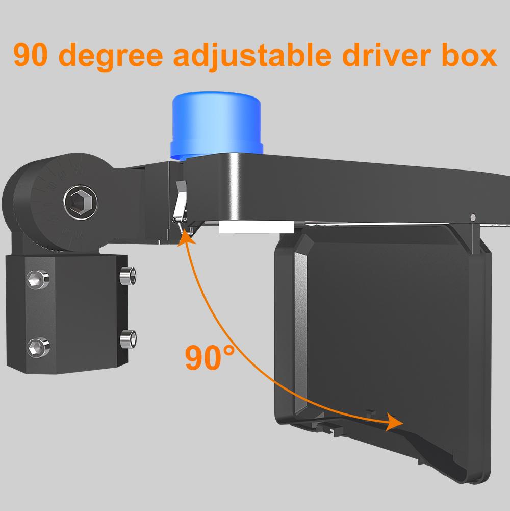 חם מוצרים חדשים עבור 2019 Hishine SMD 5050 100 w led רחוב אור