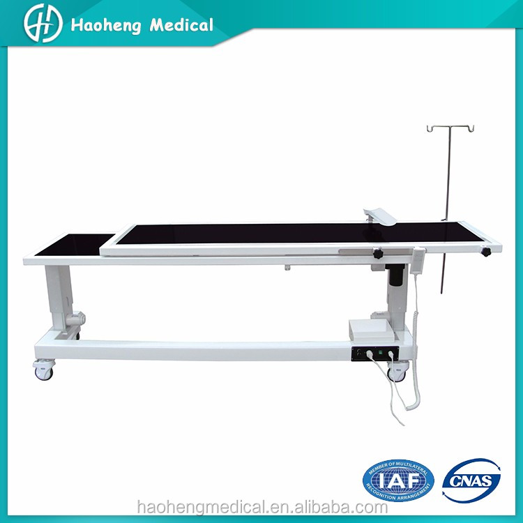 China Electric Surgical Operation C-Arm Table