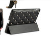 Shining studs tablet case with standing function