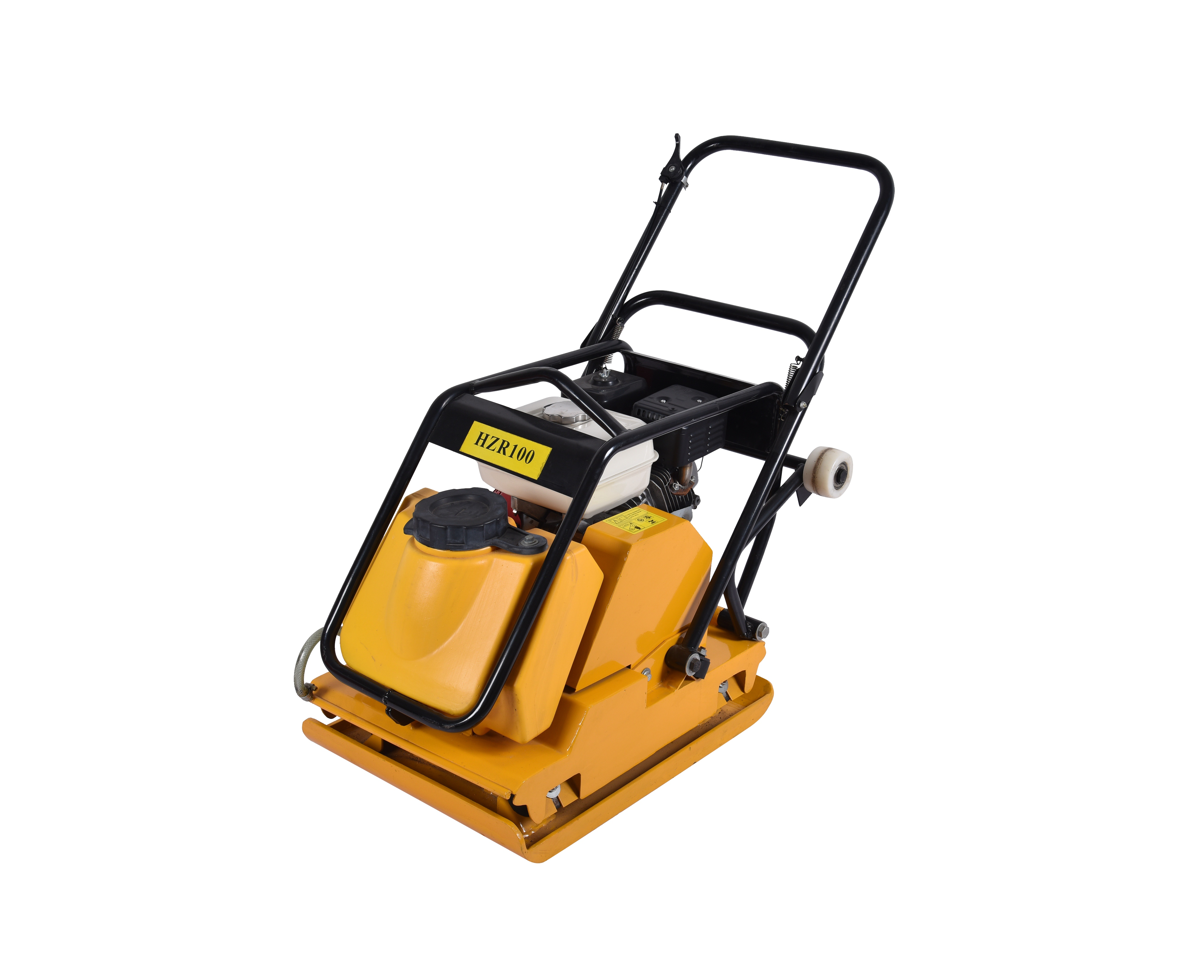 loncin gasoline asphalt vibratory plate compactor 100 with water tank price for sale