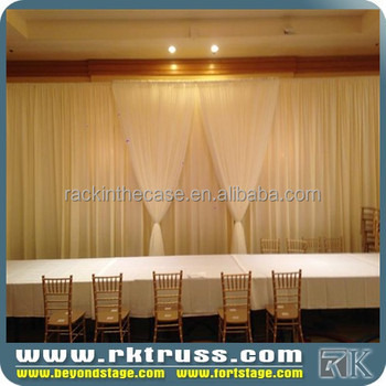 Wedding Backdrop Stand Used Pipe And Drape For Sale