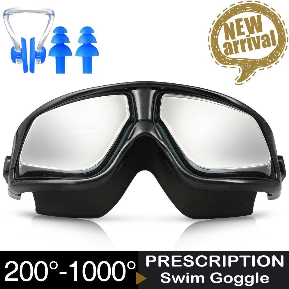 b772295385 Get Quotations · RX Prescription Swim Goggles