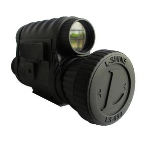 Multi-functional portable Digital thermal scope cheap night vision scopes 6X50