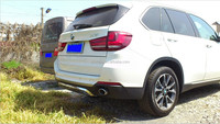 New Products For 2014 Bmw X5/f15 Front And Rear Skid Plates - Buy ...