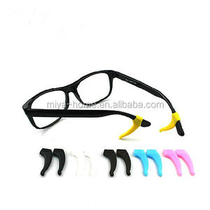 High quality non-slip eyewear retainers / hang fixed lenses / glasses legs / safety silicone supporting ear hook for Sport