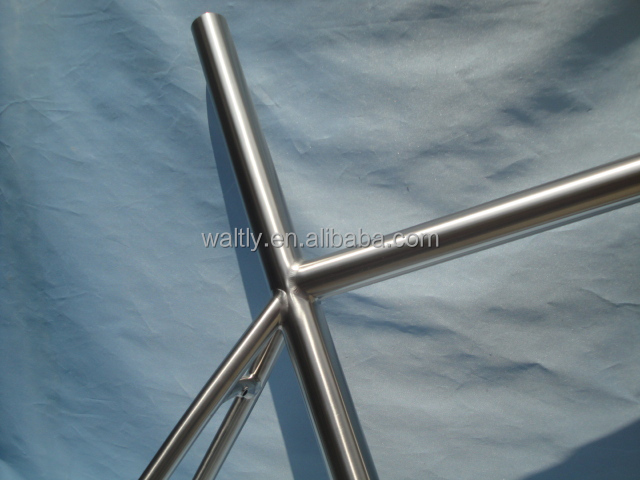 Under life time warranty titanium road bike frame sets Waltly