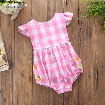 197f556a0 Red Lattice Infant Children Sliders Baby Girls Pink Lattice Sliders ...