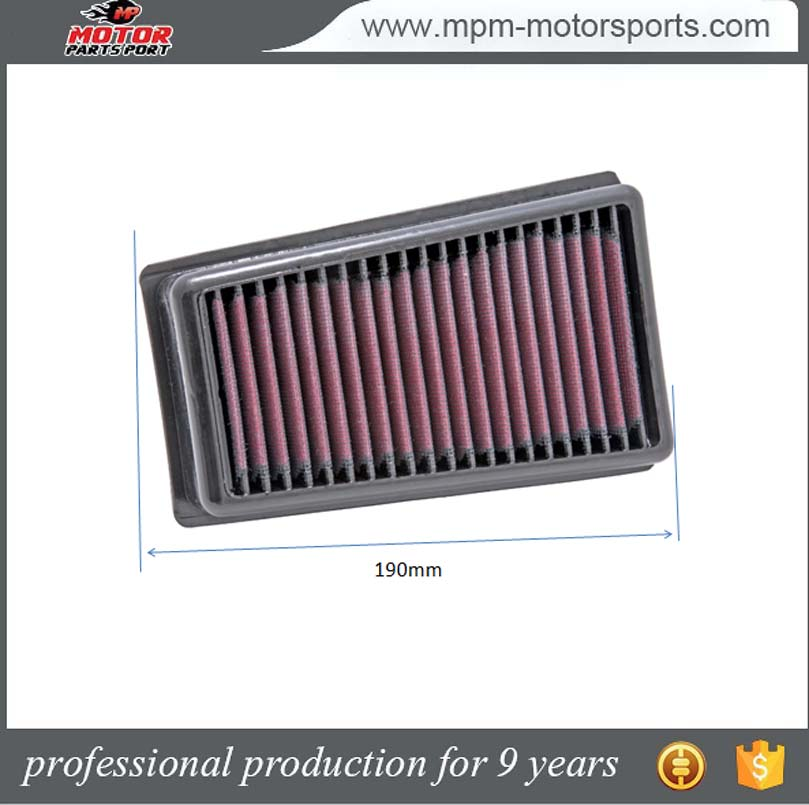 High flow Motorcycle spare parts Air Filter For KTM DUKE 690