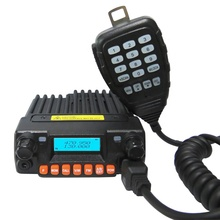 Mini Transceiver 25 W Handheld CB Radio <span class=keywords><strong>VHF</strong></span>/UHF Tri Band Mobile Radio