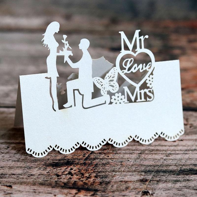 Открытки днем, открытки на свадебный стол