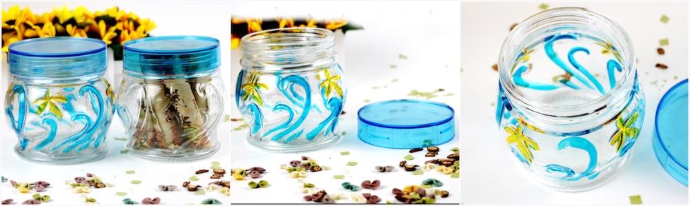 wholesale fancy design glass baby food jars with lid buy wholesale food jars wholesale baby. Black Bedroom Furniture Sets. Home Design Ideas