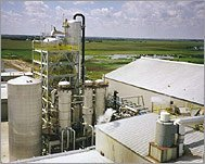 Ethanol Bio Fuel Production Facility Design Consulting