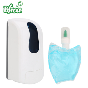 Newly designed Soap dispenser with refill wall automatic touchless foaming kitchen foam soap dispenser