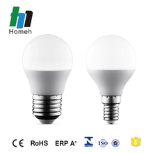 CE RoHS LED Lamp Wholesale China, G45 Globe LED 빛 Bulbs 3 와트 E27 Lamp Holder, 300 Lumens