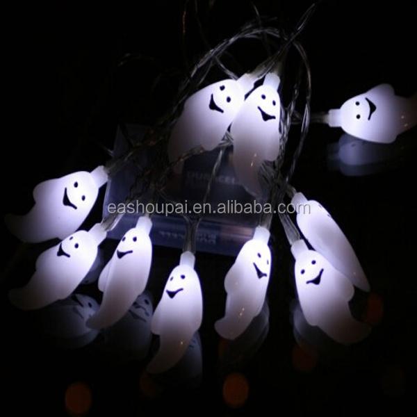 35 Orange Outdoor Decoration Led Pumpkin Halloween String Lights ...