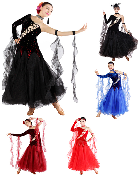 4d755c1cd Cheap Red Tango Dress
