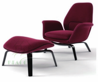 unique chaise lounge chairs for home with ottoman
