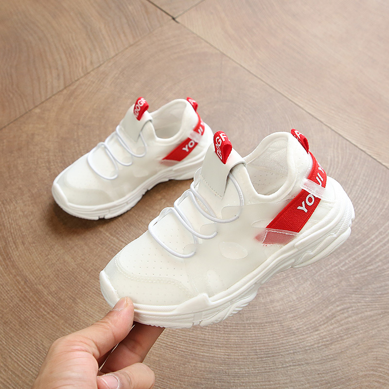 High quality breathable children sports kids shoes