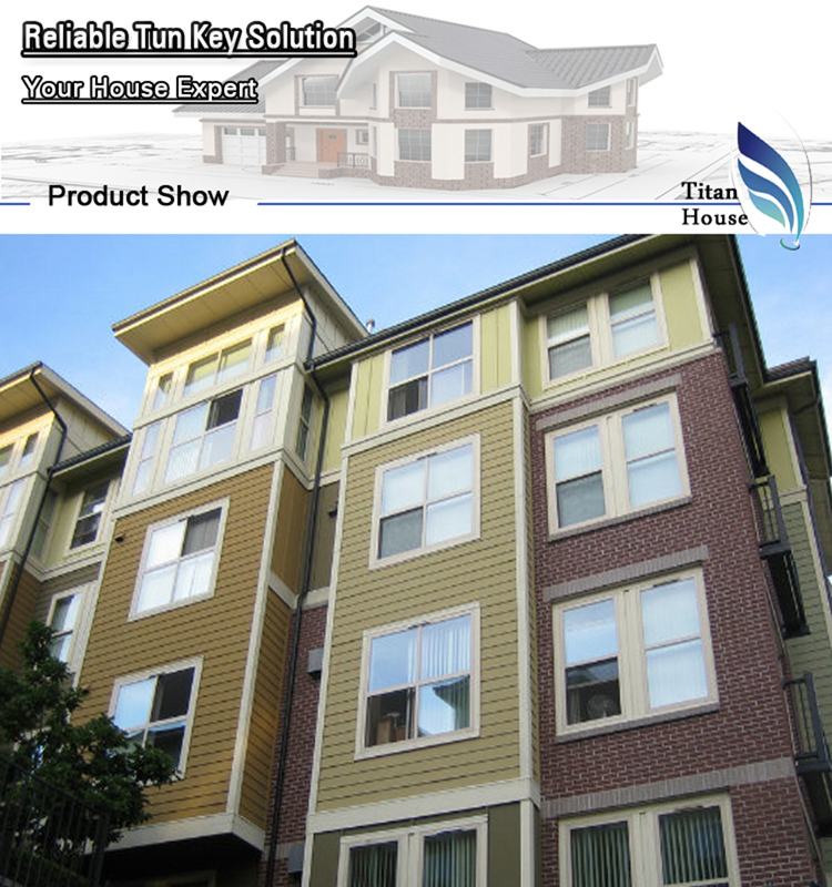 Apartment Complex For Rent: Steel Structure Kit Apartment Buildings For Rent In