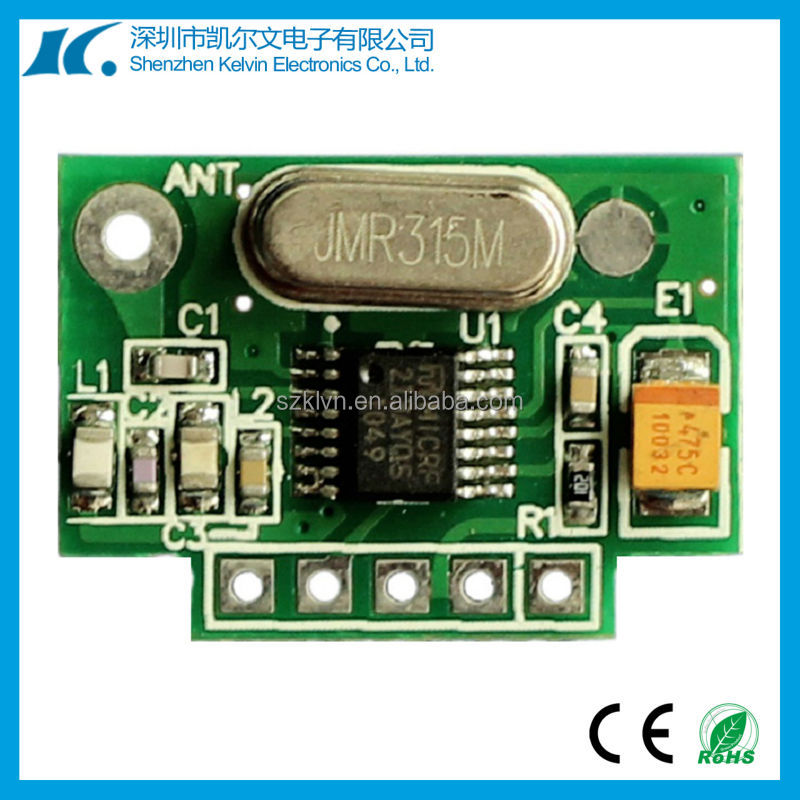 Low Power 868mhz Receiver RF Module KL-RF211A
